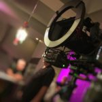 Cinering® ring light - stands by at the ready